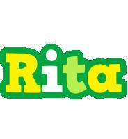 Rita soccer logo