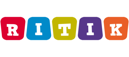 Ritik kiddo logo