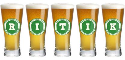 Ritik lager logo