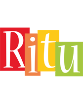 Ritu colors logo