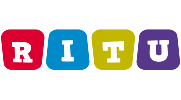 Ritu daycare logo