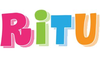 Ritu friday logo