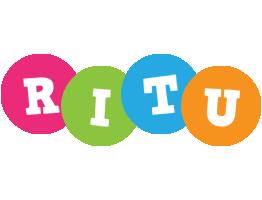Ritu friends logo