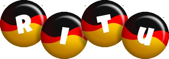 Ritu german logo