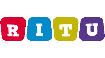 Ritu kiddo logo