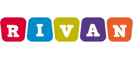 Rivan daycare logo