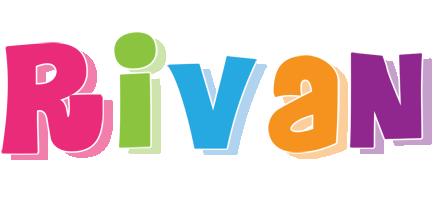 Rivan friday logo