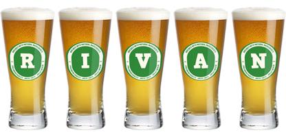 Rivan lager logo