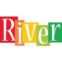 River colors logo