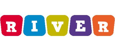 River kiddo logo