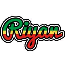 Riyan african logo