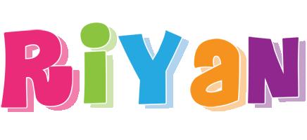Riyan friday logo