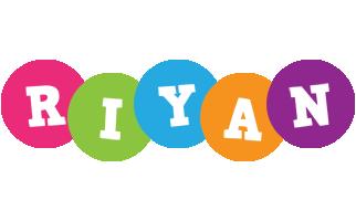 Riyan friends logo