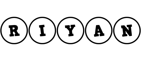 Riyan handy logo
