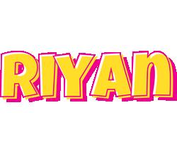 Riyan kaboom logo