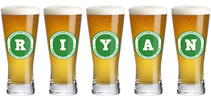 Riyan lager logo