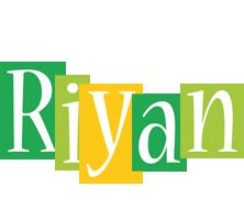 Riyan lemonade logo