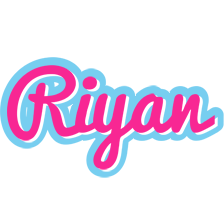 Riyan popstar logo