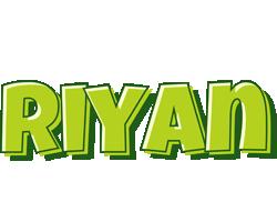 Riyan summer logo