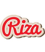 Riza chocolate logo
