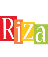 Riza colors logo