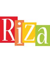 Riza colors logo