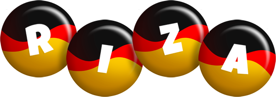 Riza german logo