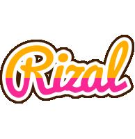 Rizal smoothie logo