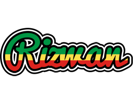 Rizwan african logo