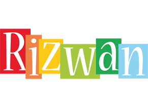 Rizwan colors logo