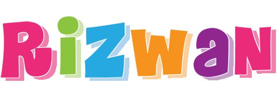 Rizwan friday logo