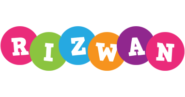Rizwan friends logo