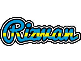 Rizwan sweden logo