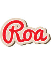Roa chocolate logo
