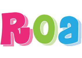 Roa friday logo