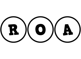 Roa handy logo