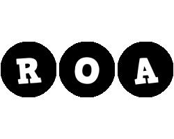 Roa tools logo