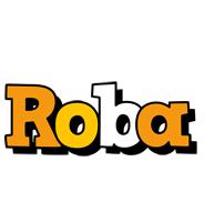 Roba cartoon logo