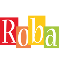 Roba colors logo