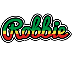 Robbie african logo