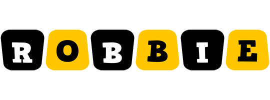 Robbie boots logo