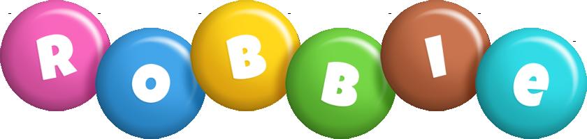 Robbie candy logo