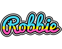 Robbie circus logo