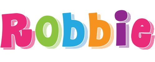 Robbie friday logo