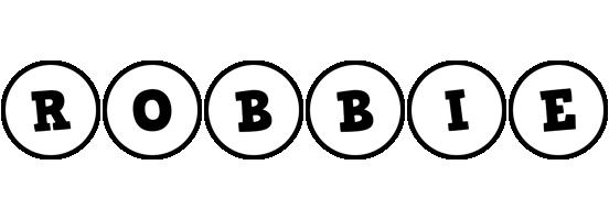 Robbie handy logo