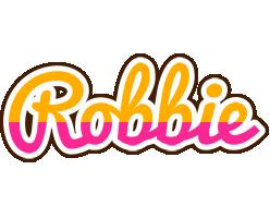Robbie smoothie logo