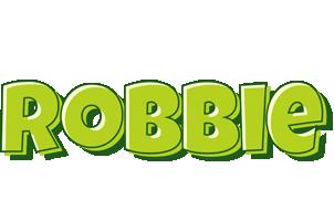 Robbie summer logo