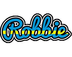 Robbie sweden logo