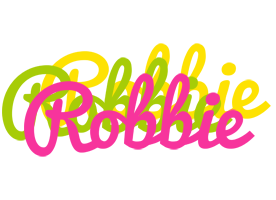 Robbie sweets logo