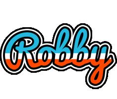 Robby america logo